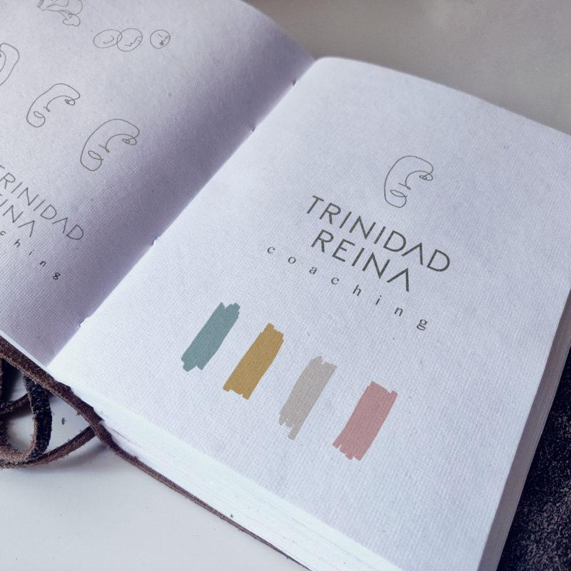 Imagen de marca Trinidad Reina Coaching