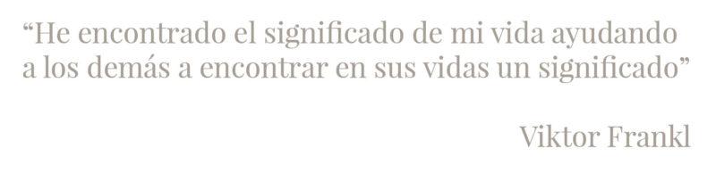 Frase Viktor Frankl