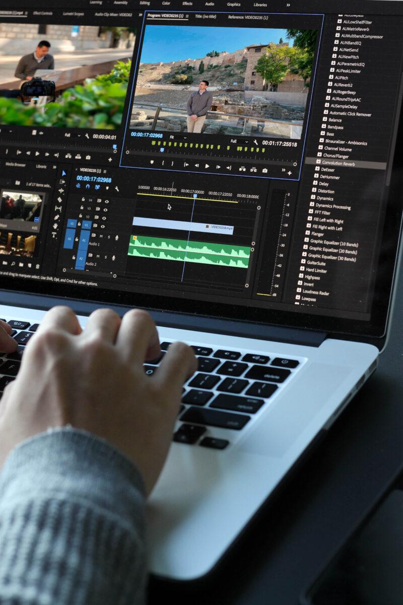 Producción audiovisual Baelo Patrimonio